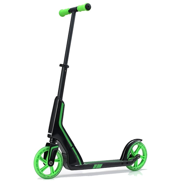 JD Bug Pro Commute 185 Complete Scooter - Black/Green