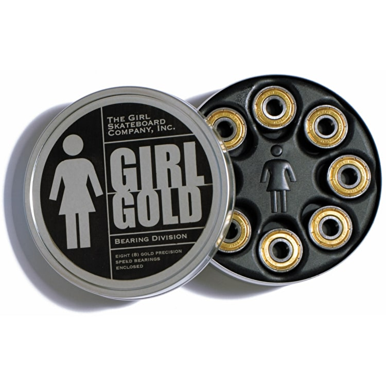 Girl - Gold Precision Bearings