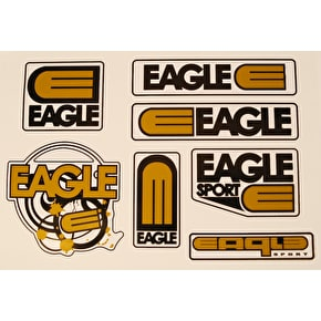 Eagle Sport Sticker Pack Pack (7)