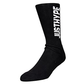 Hype JHL Socks - Black/White