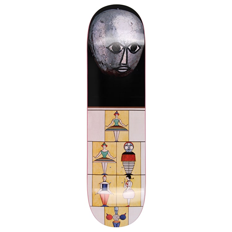 Isle Triadic Series Skateboard Deck - Arnold 8.25""
