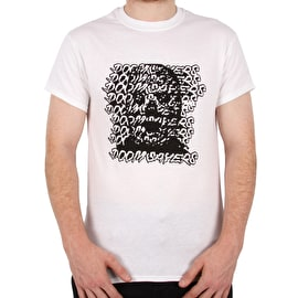 Doomsayers Ghostface T Shirt - White