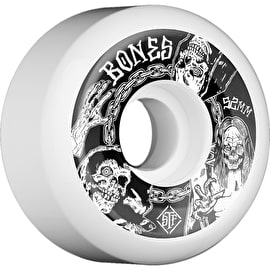 Bones STF Terror Nacht V5 Sidecut Skateboard Wheels (Pack of 4)