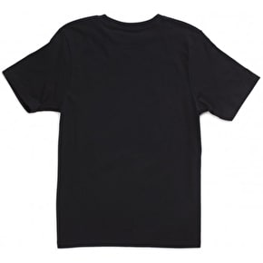 Vans OTW Checker Fill Kids T-Shirt - Black/Canton