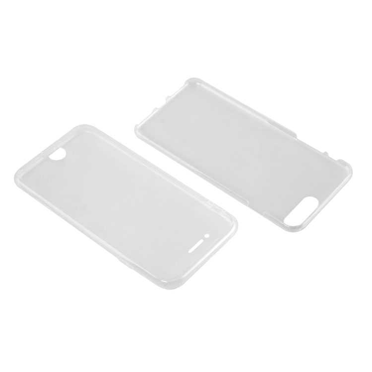 Aero Slim Gel iPhone Case - Clear
