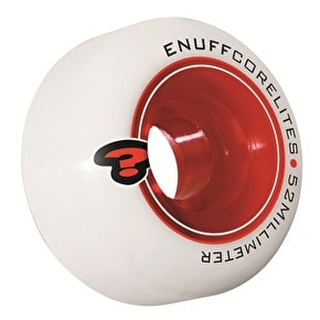 Enuff Corelite White Skateboard Wheels