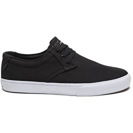 Lakai Daly Skate Shoes - Black/Grey