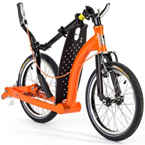 SwiftyONE MK3 Folding Complete Scooter - Vibrant Orange/Black