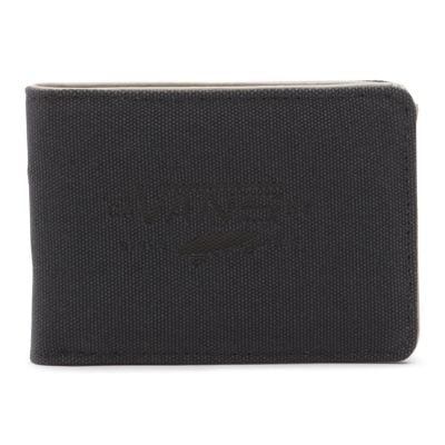 Image of Vans Hughes Wallet - New Charcoal