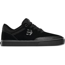 Etnies Marana Vulc Skate Shoes - Black/Dark Grey/Gum