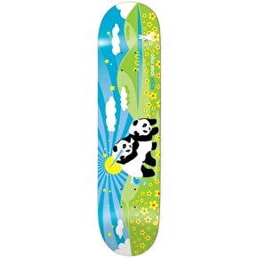 Enjoi Skateboard Deck - Horny Impact Light Rojo 8.25