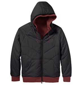 Oakley Reversible Fleece - Red Mahogany