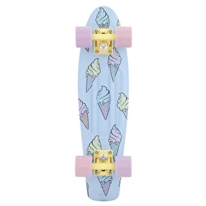 Penny Complete Skateboard - Ice Scream Glow In The Dark 22