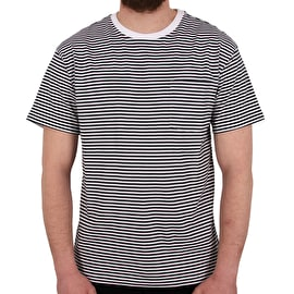 Diamond Supply Co Cast Away T shirt - Black/White