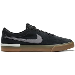 Nike SB Hypervulc Eric Koston Skate Shoes - Black/Gunsmoke/Vast Grey