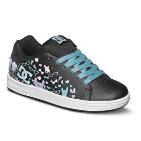 DC Phos Toddler Shoes - Black Print