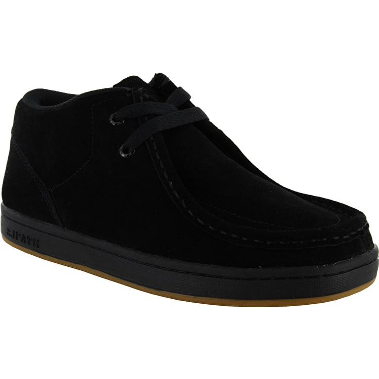 Ipath Cat Skate Shoes - Black/Black