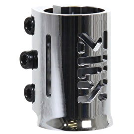 MGP MFX X3 Triple Clamp - Chrome
