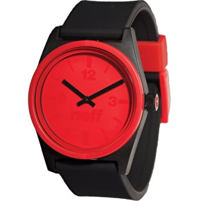 Neff Duo Watch - Black/Red