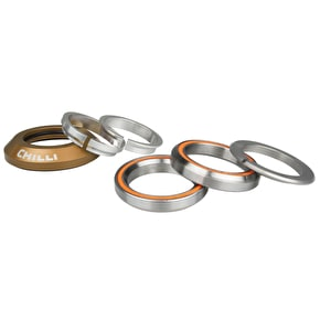 Chilli Pro Integrated Scooter Headset - Gold
