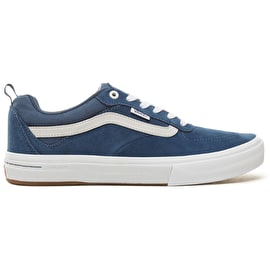 Vans Kyle Walker Pro Skate Shoes - Dark Denim/Antarctica