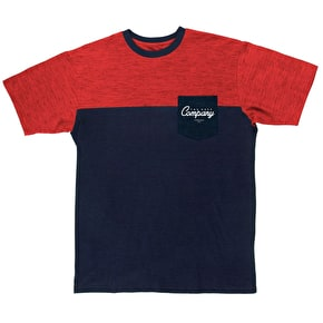 Neff Daily Pocket T-Shirt - Navy
