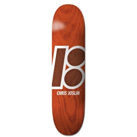 Plan B Stained Skateboard Deck - Joslin 8.25