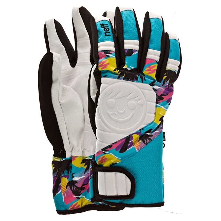 Neff Digger Gloves - Flamingo