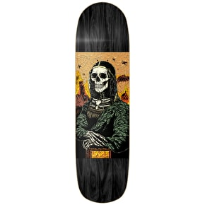 Jart Mona Lisa Skateboard Deck - 8.625