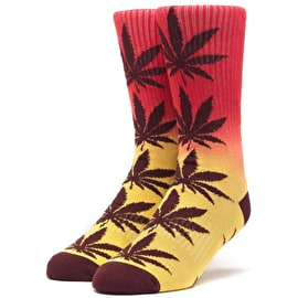 Huf Plantlife Gradient Wash Socks - Port Royal