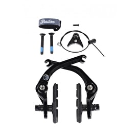 Shadow Sano V2 Featherweight BMX Brake - Black