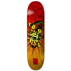 Plan B Pudwill Pin Mini Skateboard Deck - 7.625