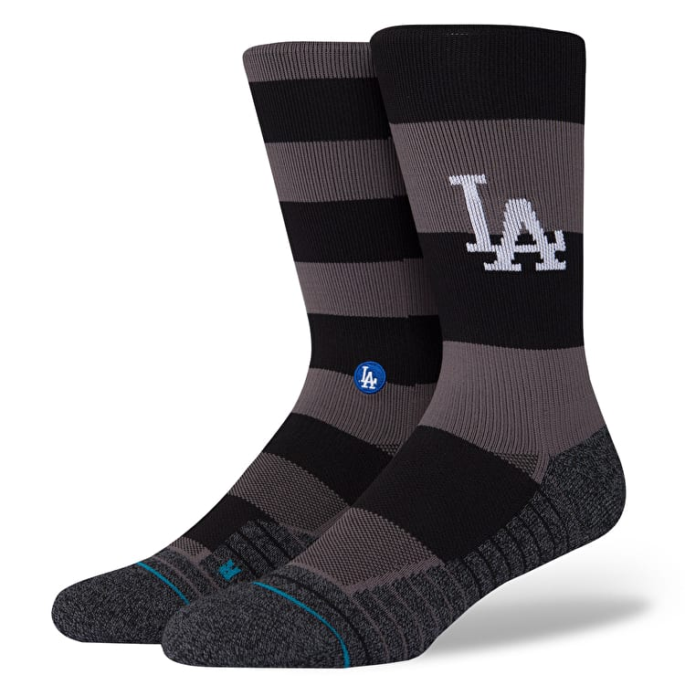 Stance MLB Nightshade Socks - Dodgers