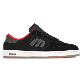 Etnies Lo-Cut Kids Shoes - Black