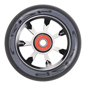 Crisp Hollowtech 100mm Scooter Wheel - Black/Black