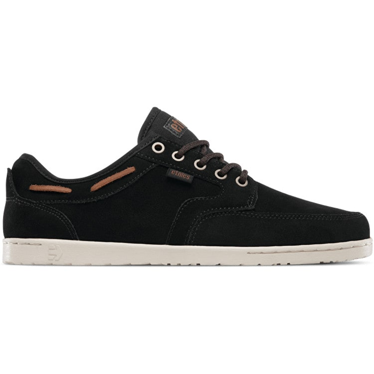 Etnies Dory Skate Shoes - Black/Tan