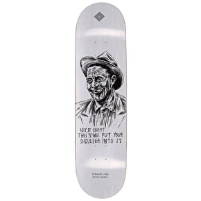 National Skateboard Co X Ben Horton Skateboard Deck - 8.25