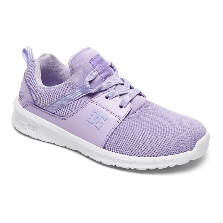 DC Heathrow Skate Shoes - Lilac