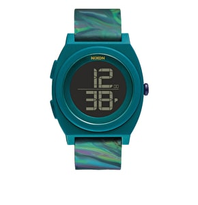 Nixon Time Teller Digi Watch - Marbled Multi