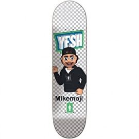 Girl Moji Skateboard Deck - Mike Mo 8