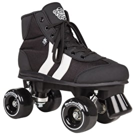 Rookie Retro V2.1 Quad Roller Skates - Black/White