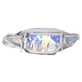 Hype Holographic Bum Bag - Silver