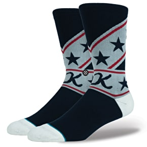 Stance X Evel Knievel Socks - Suit Up