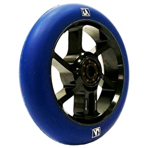 UrbanArtt S7 110mm Wheel - Black/Blue