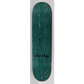 Chocolate Modern Love Tershy Skateboard Deck - 8.25