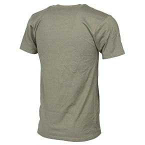Alpinestars Ageless Classic T-Shirt - Military/White