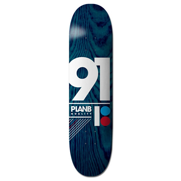Plan B Skateboard Deck - Team 91 B Pro Spec 8.75''