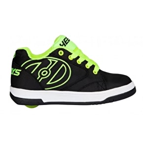 Heelys Propel 2.0 - Black/Bright Yellow/Ballistic