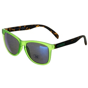 Happy Hour Provost Sunglasses - Burnt Blocker
