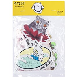 RIPNDIP Summer 18 Sticker Pack